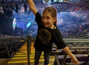 Keira We Day