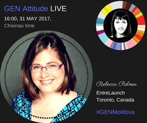 GEN Attitude with Rebecca Palmer on Entrepreneurial Education for Teens