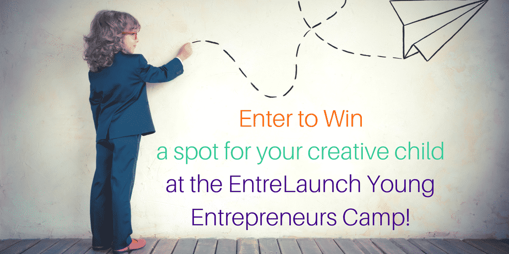 CONTEST: Win a spot for your child in Young Entrepreneurs Camp