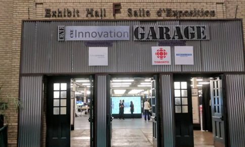 The Innovation Garage at #CNE2017