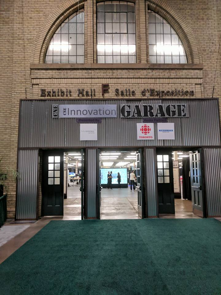 Innovation Garage #CNE2017