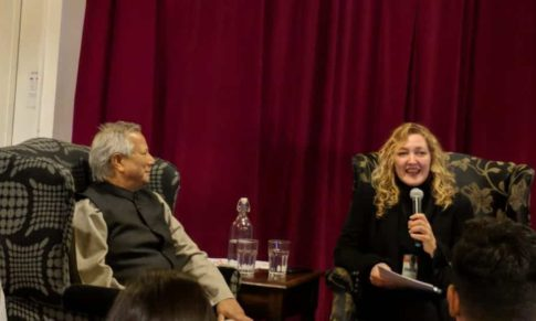 A Fireside Chat with Muhammad Yunus: Social Business