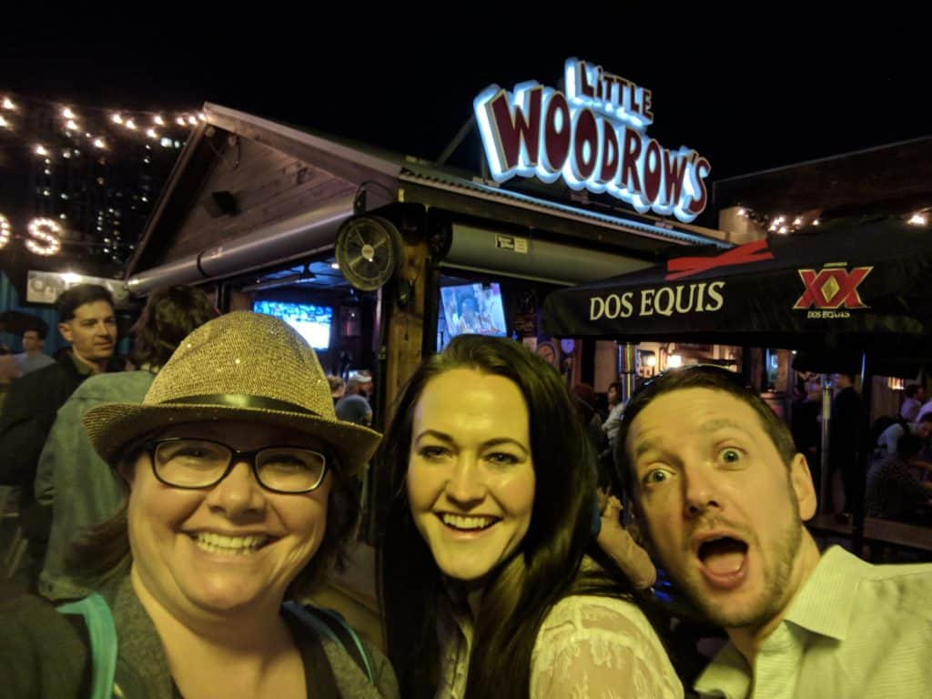 New friends, unofficial pub crawl and tacos at SXSW