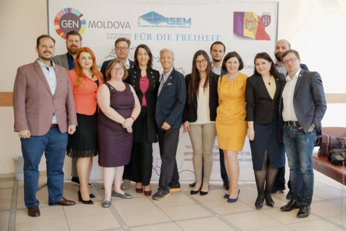 Enable Moldova: International Training with GEN Moldova