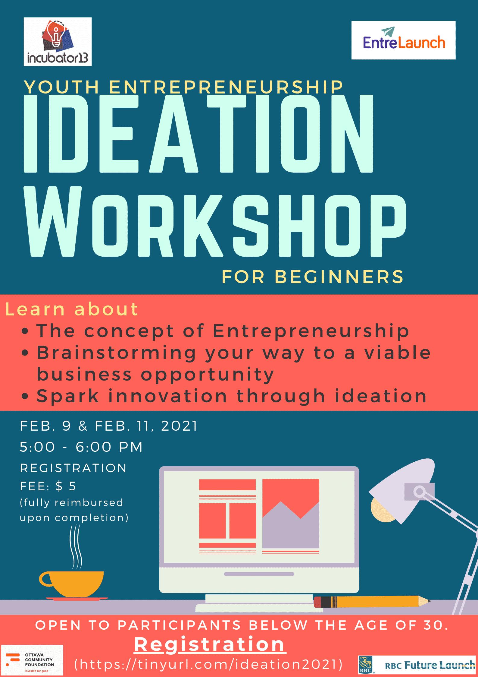 Ideation Workshop 2021
